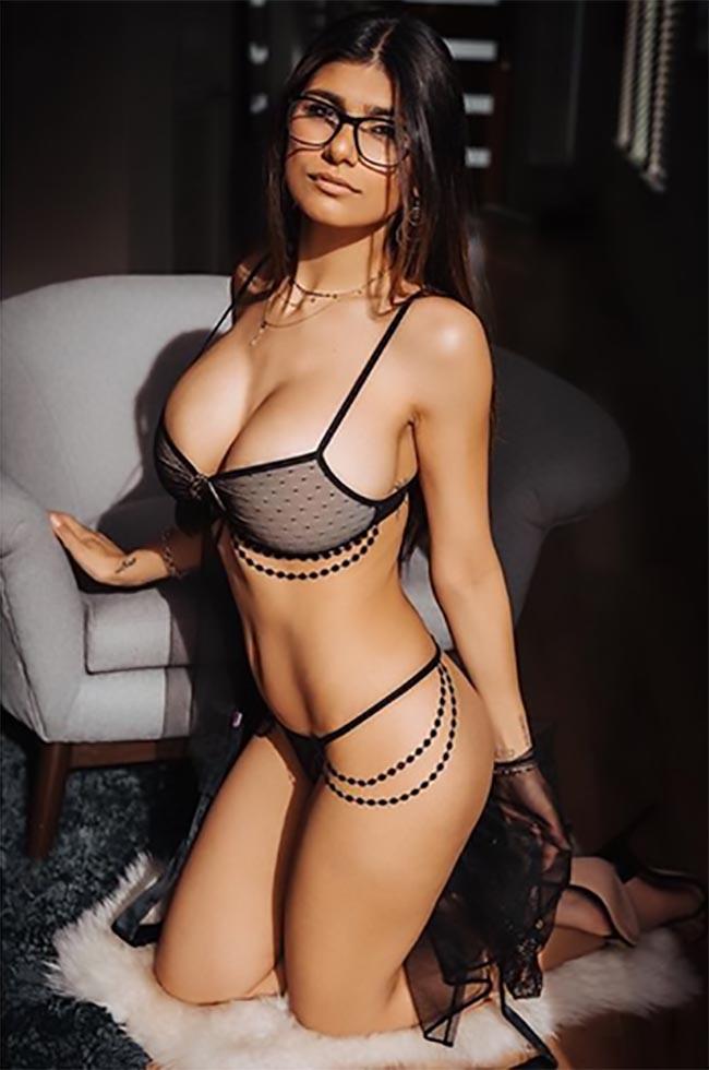 Mia Khalifa, Hermosa Por Donde La Veas - Golpe Poltico-8802