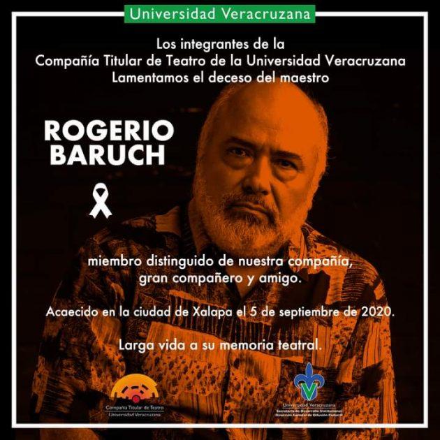 Responso por Rogerio Baruch