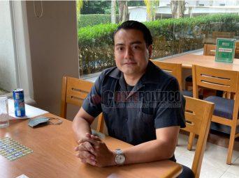 Darío Fabián Hernández González, aspirante a la Rectoría de la Universidad Veracruzana (UV). Golpe Político.